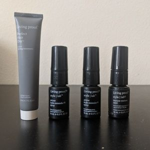 Other - Living Proof Hair Treatment pack